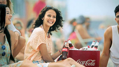 Coca Cola - Frisbee