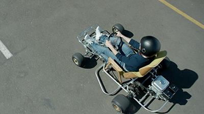 Peugeot i-Cockpit - Kart